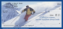 Snow Sports Personal Checks