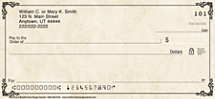Parchment Personal Checks