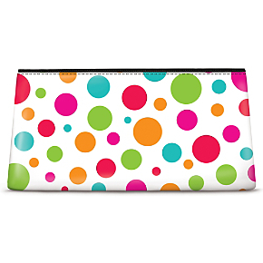 Polka Dots Cosmetic Bag 1800616082