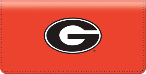University of Georgia Checkbook Cover