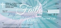 Faith Hope Christ Personal Checks, Jesus Personal Checks, Faith Personal Checks