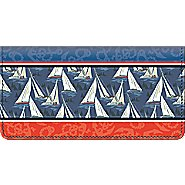 Bradford Exchange Checks Nautical Voyage Checkbook Cover at Sears.com