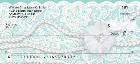 Lavish Lace Personal Checks