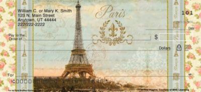 Vue de Paris Personal Checks