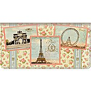 Bradford Exchange Checks Vue de Paris Checkbook Cover at Sears.com