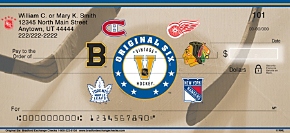 Original Six Personal Checks
