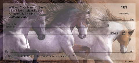 Equus Personal Checks