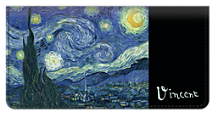 Van Gogh Checkbook Cover