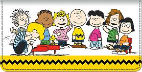 Classic Peanuts Checkbook Cover