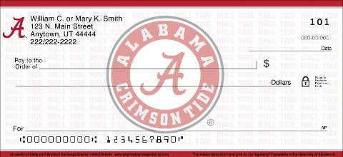 University of Alabama Personal