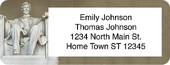 Our Nation's Capital Return Address Label