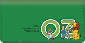 Classic Oz Checkbook Cover
