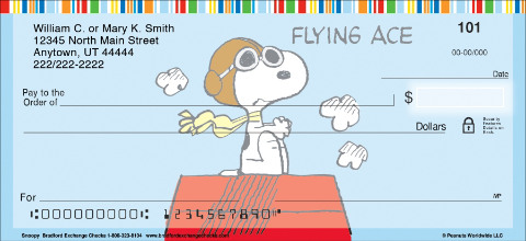 Snoopy Checks