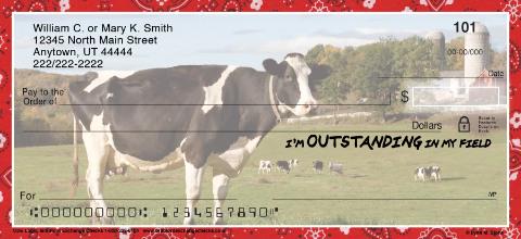 Cow Logic Personal Checks