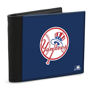 New York Yankees(TM) MLB(R) Logo Men's RFID Wallet