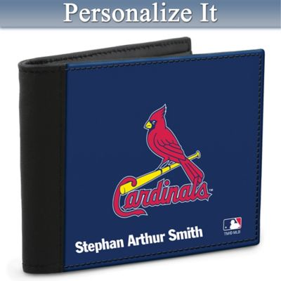 St. Louis Cardinals(TM) MLB(R) Logo Men's RFID Wallet