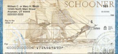 Tall Ships Personal Checks