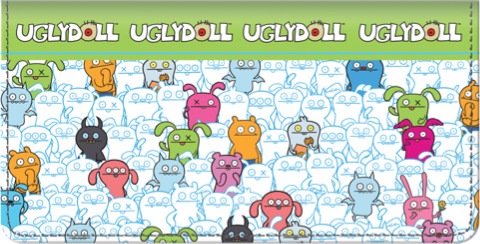 Ugly Dolls Checkbook Cover