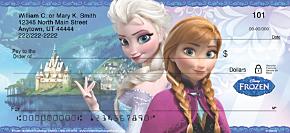 Frozen Personal Checks