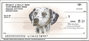 Best Breeds - Dalmatian Personal Checks