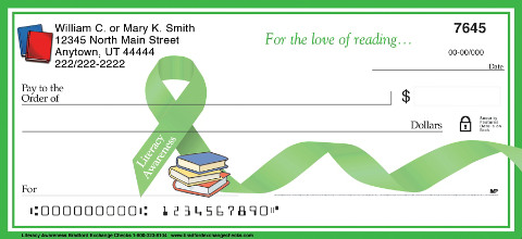 Green Ribbon Literacy Awareness Checks