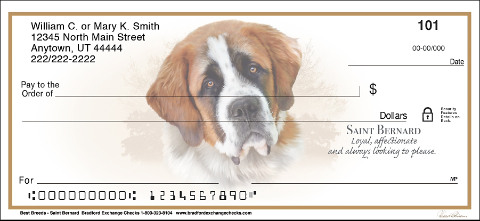 Best Dog Breeds Saint Bernard Checks