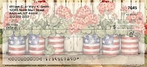 American Blossoms Personal Checks