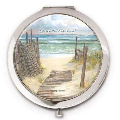 A Walk on the Beach Compact