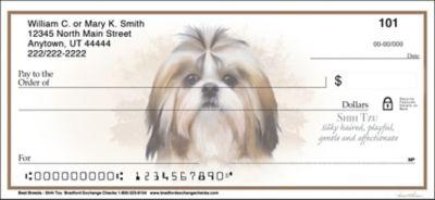 Best Breeds - Shih Tzu  Personal Checks