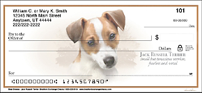 Best Breeds - Jack Russell Terrier Personal Checks