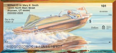 Powerboats Personal Checks
