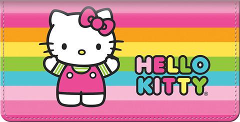 Hello Kitty(R) Colors Checkbook Cover