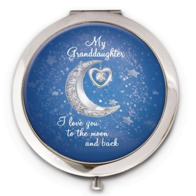 Granddaughter to the Moon and Back Compact