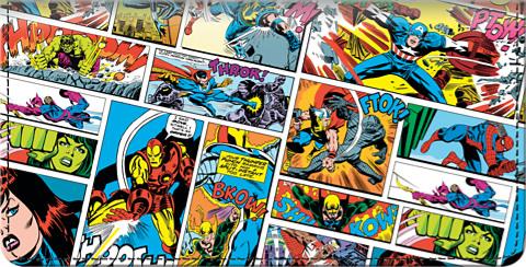 Avengers Comics Checkbook Cover 1801241010