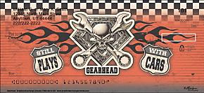 Gearhead Personal Checks