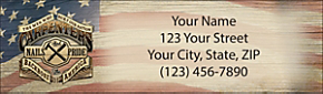 Carpenter Address Labels