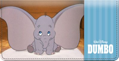 Disney's(R) Dumbo Leather Checkbook Cover