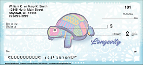 Mexican Spirit Animals Personal Checks