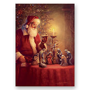 Spirit of Christmas Personalized Holiday Cards