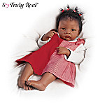 Waltraud Hanl Jasmines World of Wonder So Truly Real Lifelike Baby Doll Collection