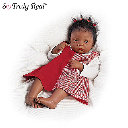 Waltraud Hanl Jasmine's World of Wonder So Truly Real Lifelike Baby Doll Collection