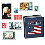 Founding Fathers Stamp Collection: Commemorative Stamps From The Past 90 Years