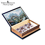 The Thomas Kinkade Library Of Fine Art Puzzle Collection