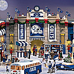 Christmas Village Collectibles Collectible Indianapolis Colts Christmas Village Collection