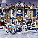 Tennessee Titans Collectible Christmas Village Collection