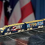 U.S. Navy Express Sailor Train Collection