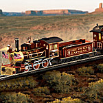 The Duke Express: John Wayne Electric Train Collection