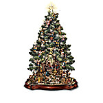 Tabletop Christmas Nativity Scene Christmas Tree Collection