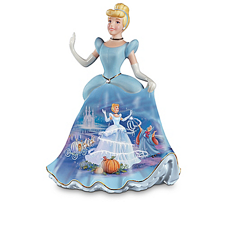 Disney's Dresses And Dreams Figurine Collection