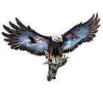 Sovereign Power Collectible Bald Eagle Wall Decor Collection